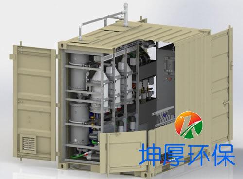 移动式电化学设备(中试装置)