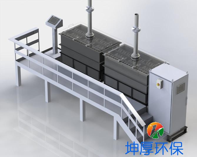 电絮凝设备-电催化